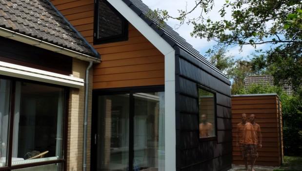 Aanbouw thijssen verheijden - Moderne verdieping ...