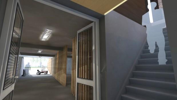 onthulling ontwerp clubhuis hcs thijssen verheijden